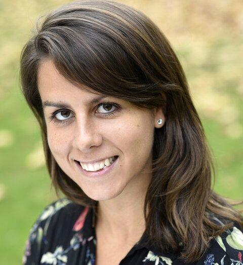 Dr Katheine Halliday
