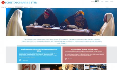 Access the platform at www.iddo.org/research-themes/schistosomiasis-sths