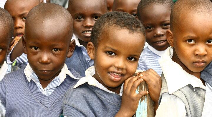 Kenya national school based deworming Day